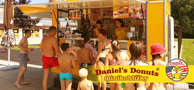 René Nováček - Daniels Donuts